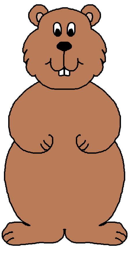 groundhog day graphics groundhog day clip clipart best