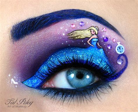 eye designs amazing eye makeup designs by tal peleg alldaychic