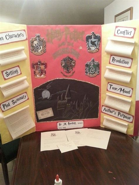 harry potter craft projects 17 best ideas about reading fair on report to