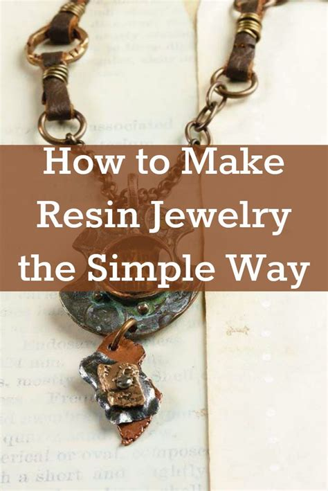 how to make resin jewelry 17 best ideas about resin jewelry on