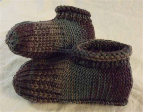 knitting slippers kweenbee and me how to knit a pair of slippers