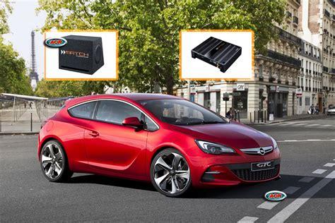 Opel Astra J by Opel Astra J Audio Upgrade Soundsystem 1 Acr Reijnders