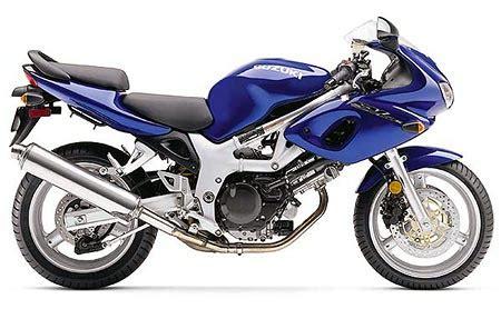 2001 Suzuki Sv650s by Suzuki Sv650 Sv650s Model History