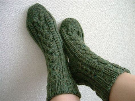 aran sock knitting pattern 1000 images about knit socks and slippers on