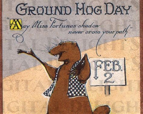 groundhog day happy day groundhog day looming happy gourmand castanet net