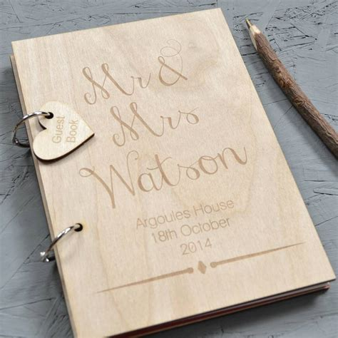 picture guest book wedding wedding guest books