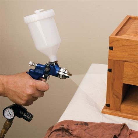 hvlp spray gun reviews woodworking gravity feed hvlp spray gun rockler woodworking and hardware