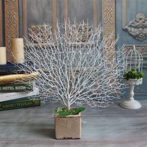 popular artificial white tree buy cheap artificial white