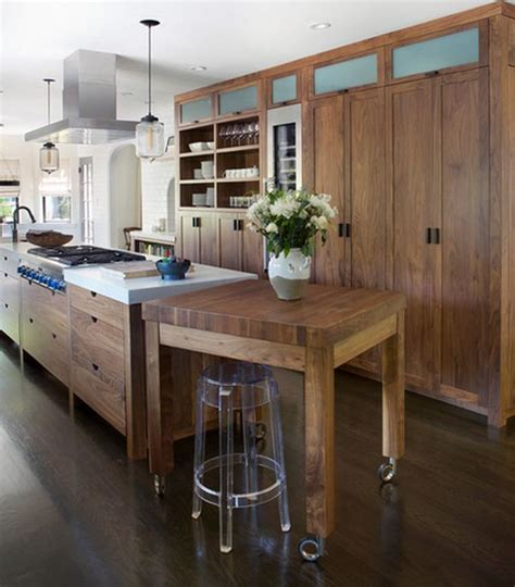 how to kitchen island portable kitchen islands they make reconfiguration easy and