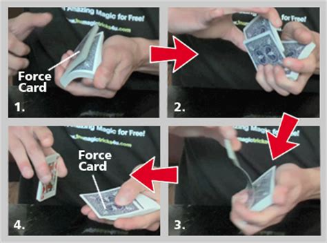 how to make magic tricks with cards easy magic card tricks the riffle