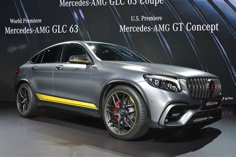 Mercedes In Ny by Mercedes Amg Glc 63 S Has Two Bodies And Panamericana