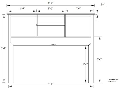 woodworking plans headboard headboard plans woodoperating your technique to paper