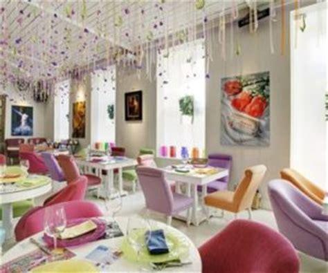Triadic Color Scheme 13 stylish restaurant interior design ideas around the world