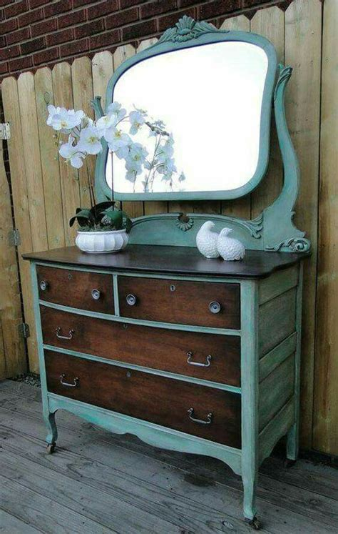 painted furniture best 25 stained dresser ideas on rehabbed
