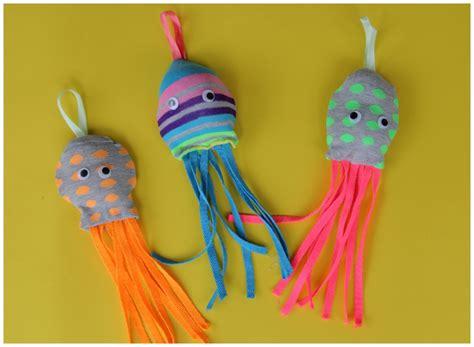 crafts to make with craft sock octopus socktopus 183 kix cereal