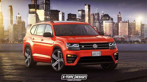 "Volkswagen Atlas R, Where ""R"" Stands for Rendering"