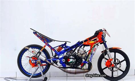 Gambar Modifikasi Motor Drag by 50 Foto Gambar Modifikasi R Drag Bike Racing Drag