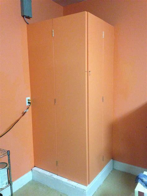 water heater closet door water heater cover using bifold closet doors