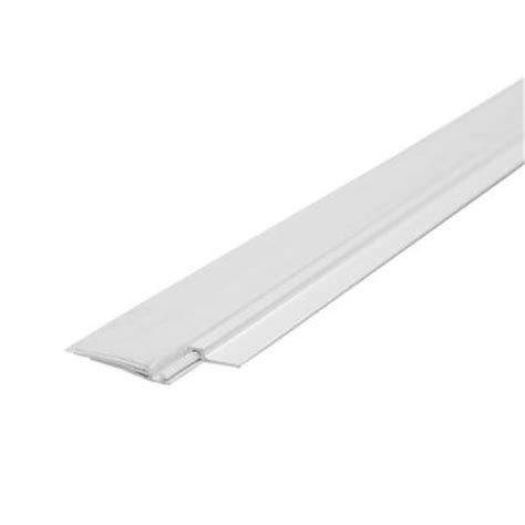 shower door bottom seal home depot prime line 1 1 2 in x 36 in flat bottom sweep for