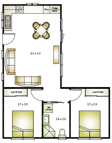 l shaped apartment floor plans image result for l shaped 50 sqm flat plan