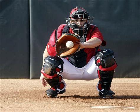 what do the in a catcher arizona diamondbacks roster report catchers