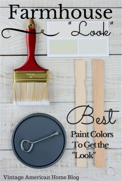 paint colors used on fixer show farmhouse look paint colors decorate like the pros