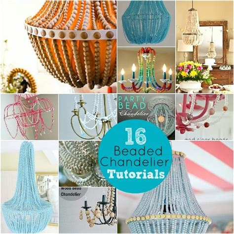 diy beaded chandelier tutorial upcycle a plain chandelier into a beaded showpiece jello