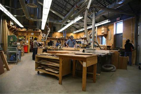 woodworking studio sculpture department of visual studies