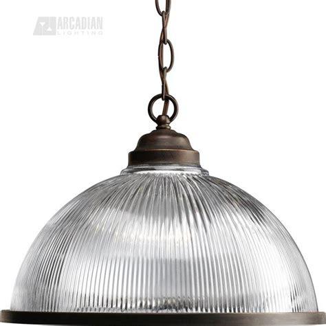 glass dome pendant light progress lighting p5103 prismatic glass dome transitional