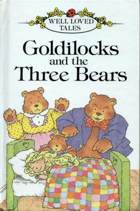 goldilocks and the three bears picture book the goldilocks zone
