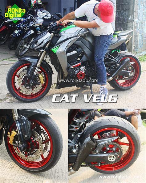 Jasa Modifikasi Motor by Harga Jasa Cat Velg Motor Automotivegarage Org