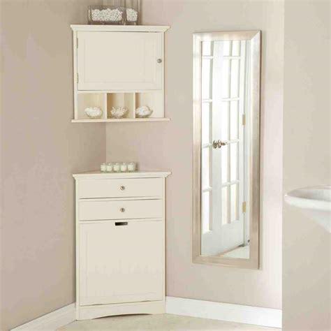 Corner Bathroom Cabinet White white bathroom corner cabinet home furniture design