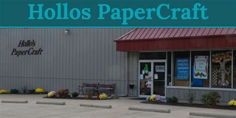 hollos paper craft hollo s papercraft visit medina county
