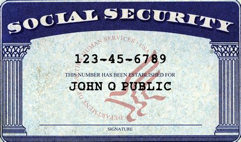 how to make a ssn card the social security card key to your residency
