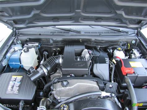 small engine repair training 2008 chevrolet colorado parental controls 2008 chevrolet colorado lt crew cab 4x4 3 7 liter dohc 20 valve vortec 5 cylinder engine photo