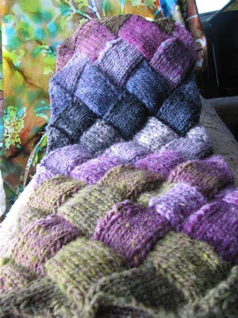 knitting on knitting images entrelac hd wallpaper and background