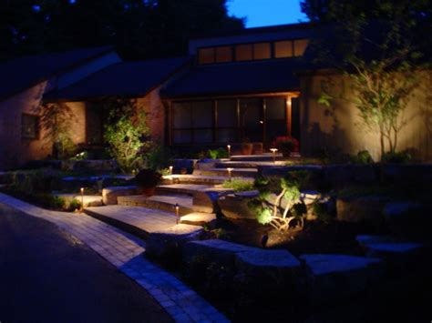 garden patio lighting best patio garden and landscape lighting ideas for 2014