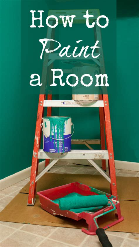 how to paint a room how to paint a room basic and tips