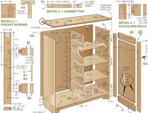 kitchen cabinets plans woodworking how to build kitchen cabinets plans diy pdf