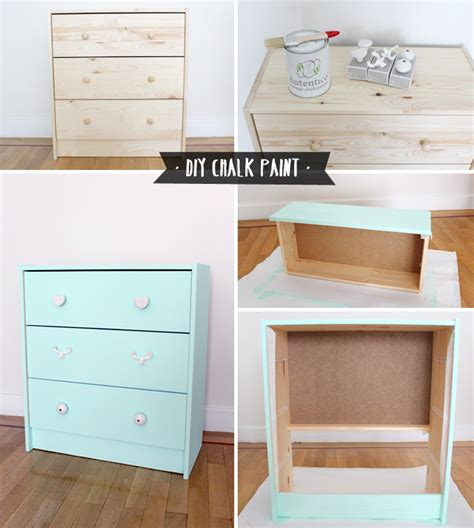 muebles de chalk paint diy chalk paint
