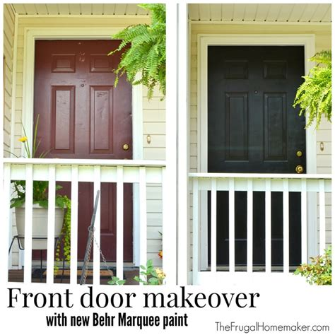 behr paint colors new day front door makeover with new behr marquee paint
