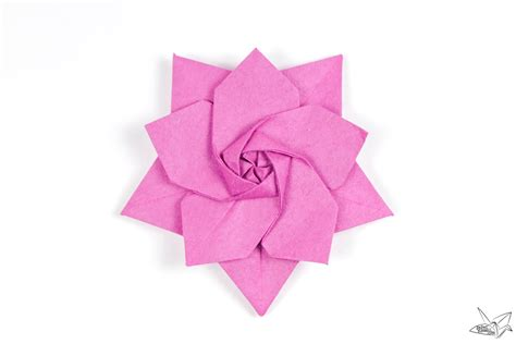 origami list of things origami tutorial designed by ali bahmani