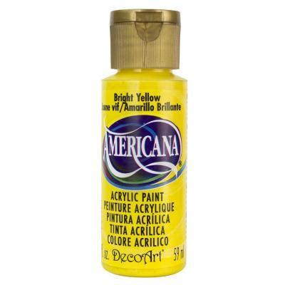 home depot yellow paint suit decoart americana 2 oz bright yellow acrylic paint da227