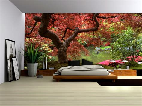 wall mural from photo tree wallpaper murals by homewallmurals co uk