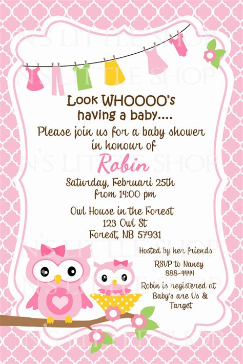 how to make baby shower invitation cards owl sayings for baby baby shower invitation wording