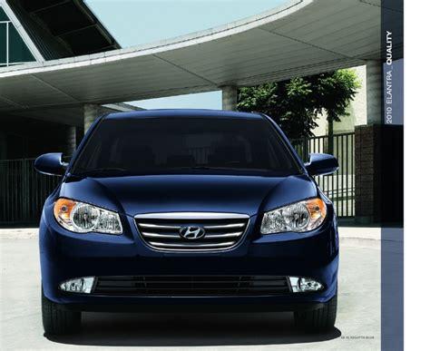 Key Hyundai Manchester Ct by 2010 Hyundai Elantra Brochure Key Hyundai Manchester Ct