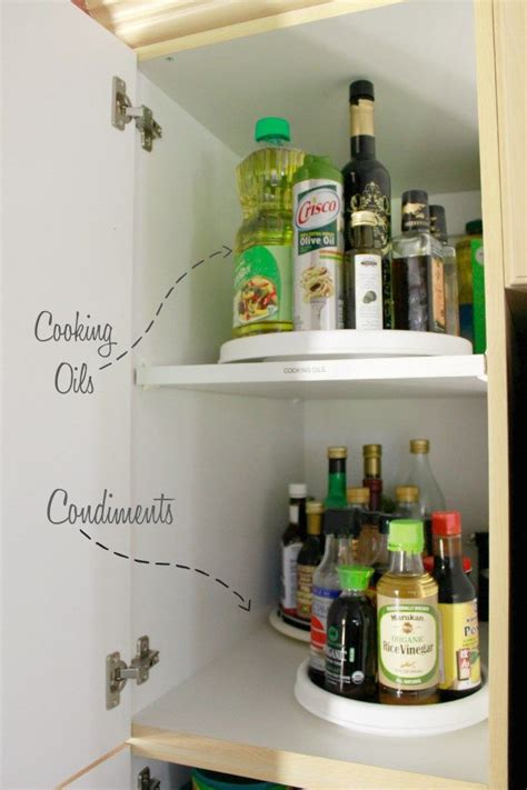 kitchen cabinet organization 25 best ideas about pantry organization on
