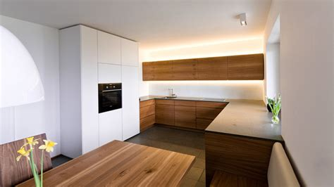 bad design modern 3442 k 252 che und esszimmer in r 252 ster contemporary kitchen