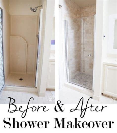 Bathroom Shower Makeovers by Master Bath Shower Makeover Shower Doors Shower