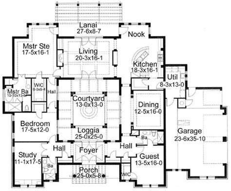 house plans with courtyard best 25 interior courtyard house plans ideas on house plans with courtyard house